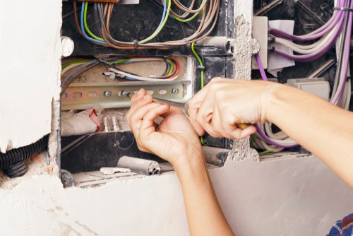 electrical-servicing-works